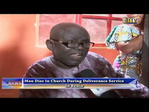 Man Dies In Church During Deliverance Service In Benin