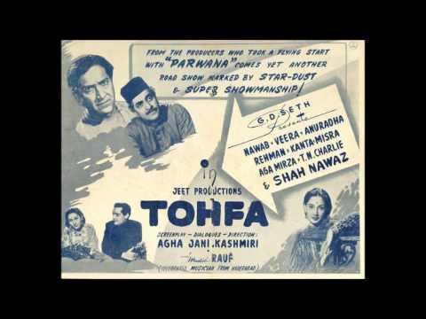 Download 1947  tohfa  mukesh  kahaan tak jafa husnwaalon ki  m a rauf