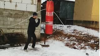 Бека Бокс тренировка