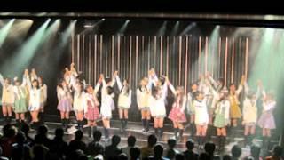 城ちゃんの卒業公演のスライドショーです.