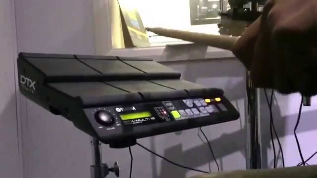 yamaha dtx multi 12 pad demo by ds drummerboi youtube. Black Bedroom Furniture Sets. Home Design Ideas