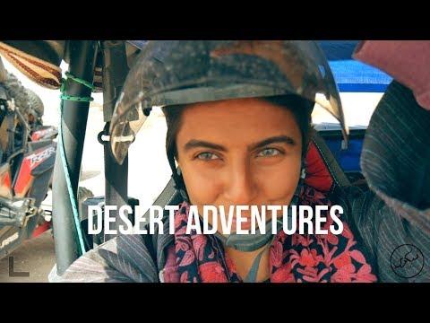 Desert adventures and avocados | Saudi Arabia