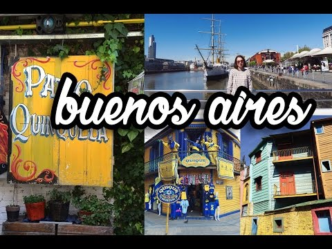 VISITE BUENOS AIRES AVEC MOI |ladoucemelodie