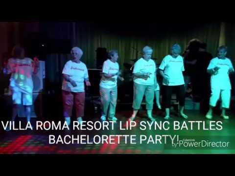 VILLA ROMA Lip Sync Battles 2
