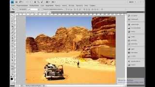 Уроки фотошоп CS3 - Маска слоя