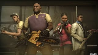 Left 4 Dead 2 Cinematic Trailer and Gameplay