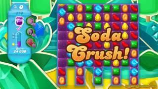 Candy Crush Soda Saga Level 990 (No boosters)