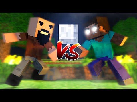 Minecraft: QUAL O MELHOR ? - NOTCH OU HEROBRINE ‹ Ine ›