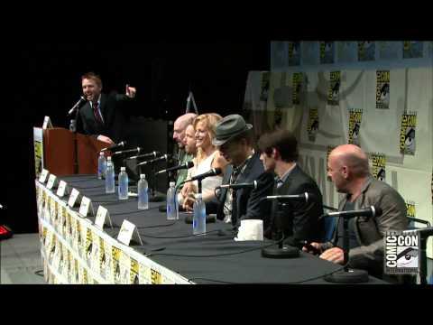 [Br Ba] Bryan Cranston Trolling as Walter White - Comic Con 2013