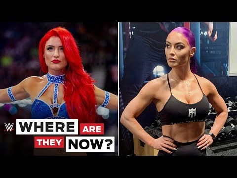 Eva Marie: Where Are They Now?