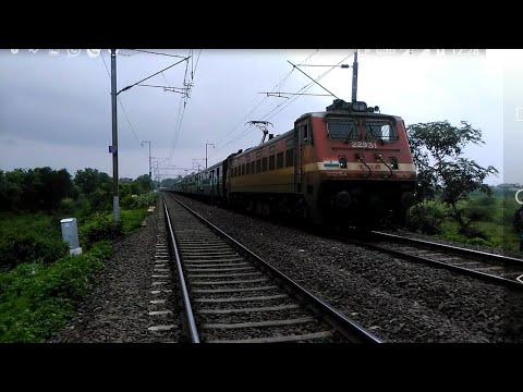 (22129) Tulsi Express## Worm Up##by Jayesh Raj
