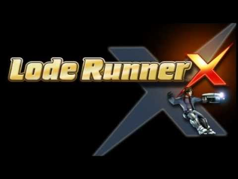 Lode Runner X for Xperia