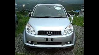 Toyota Rush 2006 года.avi