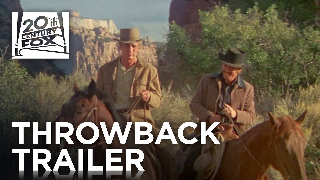 Butch Cassidy And The Sundance Kid | #TBT Trailer | 20th Century FOX