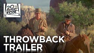Butch Cassidy And The Sundance Kid | #TBT Trailer | 20th Century FOX