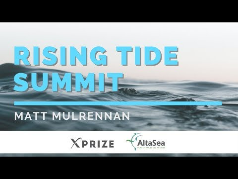 Launching a Mobile Age for the Ocean Economy with Matt Mulrennan