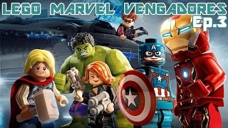 Vídeo LEGO Marvel Vengadores