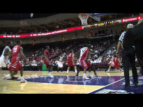 WAC Tournament, Fresno State vs  New Mexico