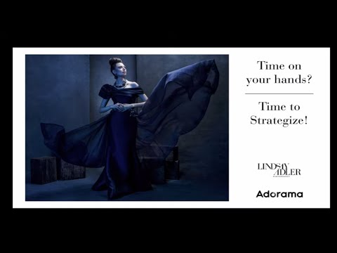 Time on your Hands? Time to Strategize with Lindsay Adler #CreateNoMatterWhat