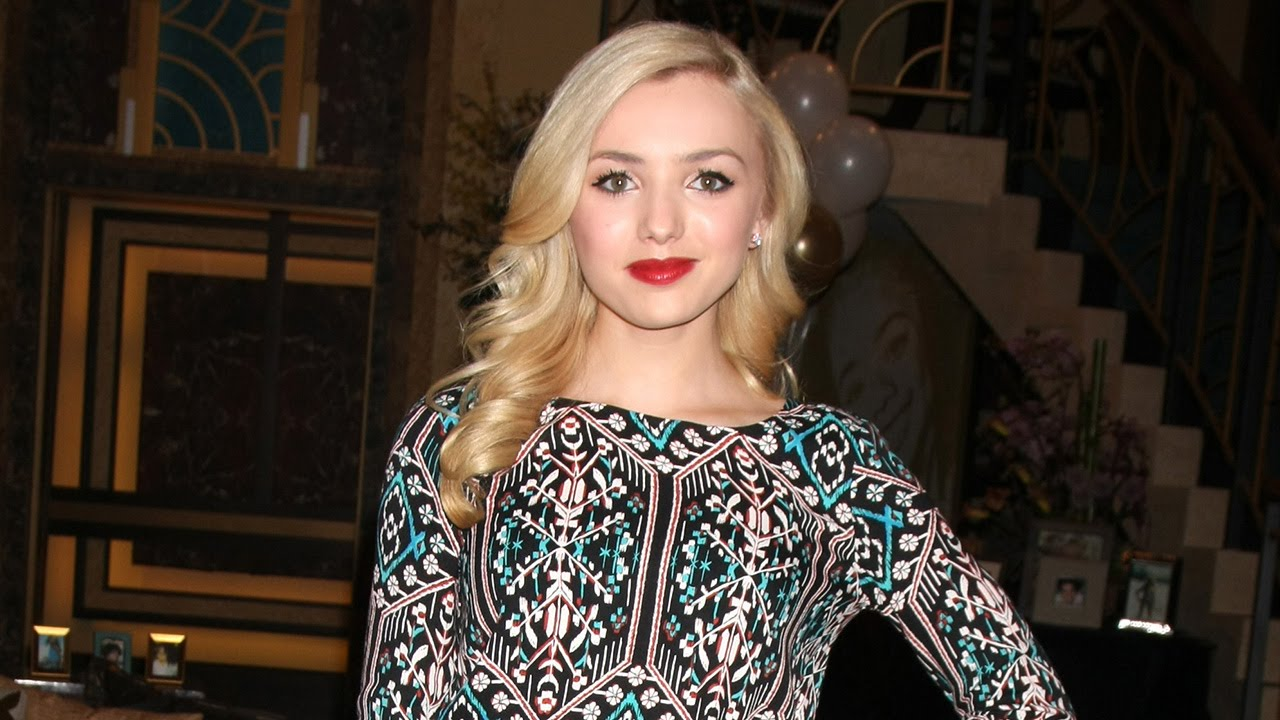 Peyton List To Star In Disney S Jessie Spinoff Youtube