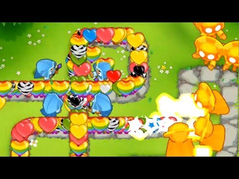 Bloons TD6 Race - This Is One For The History Books - in 2