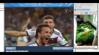 Германия - Аргентина 1:0 Золотой гол Гетце видео обзор футбол чемпионат мира 2014(Германия - Аргентина 1:0 Золотой гол Гетце видео обзор футбол чемпионат мира 2014 Германия - Аргентина голы..., 2014-07-13T21:52:40.000Z)