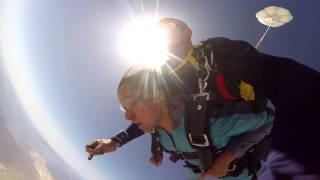 Las Vegas Extreme Skydiving Video