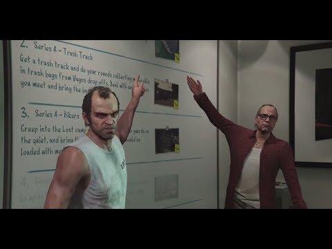 GTA Criminal Mastermind Guide Part 4 Series A