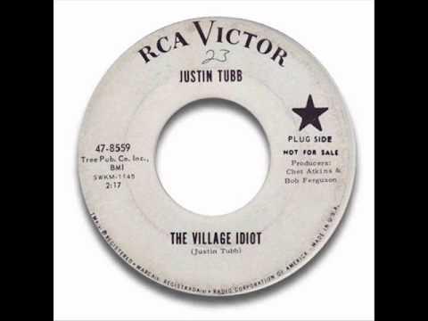 Justin Tubb - The Village Idiot