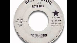 Justin Tubb - The Village Idiot
