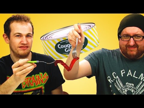 Irish People Taste Test Weird American Food