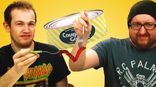 Irish People Taste Test Weird American Food