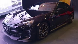 Toyota 86 A/T TRD Package (2017 Facelift) In Depth Review Indonesia