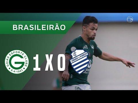 GOIÁS 1 X 0 CSA - GOL - 12/10 - BRASILEIRÃO 2019
