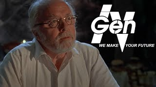 The Truth About John Hammond In Jurassic Park