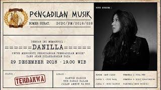 PENGADILAN MUSIK - Danilla