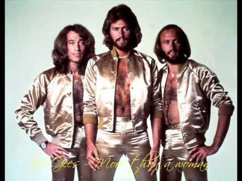 Bee Gees   More Than a Woman