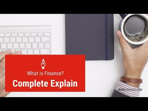 What is Finance? | Financial Analyst | Complete Explain.