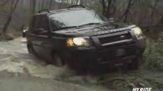 Overview: 2005 Land Rover Freelander