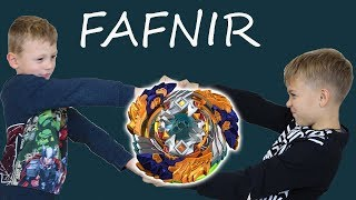 ФАФНИР Ф4 NEW FAFNIR F4 (GEIST FAFNIR) UNBOXING AND TESTING Beyblade Burst Super Z