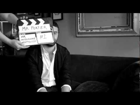 Ami's Alexandre Mattiussi On Making Classics Modern - Video Manual - MR PORTER
