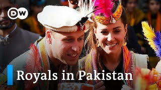 Britain's Kate and William take Pakistan by storm | DW News