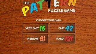 Puzzle Pattern Game
