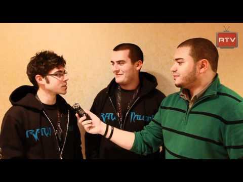 Raw Talent Post Match Interview @Hypefestation