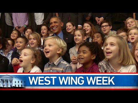 West Wing Week: 12/04/2015 or,