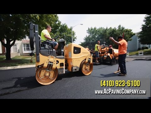AC Paving - Your Residential Asphalt Paving Company In Annapolis