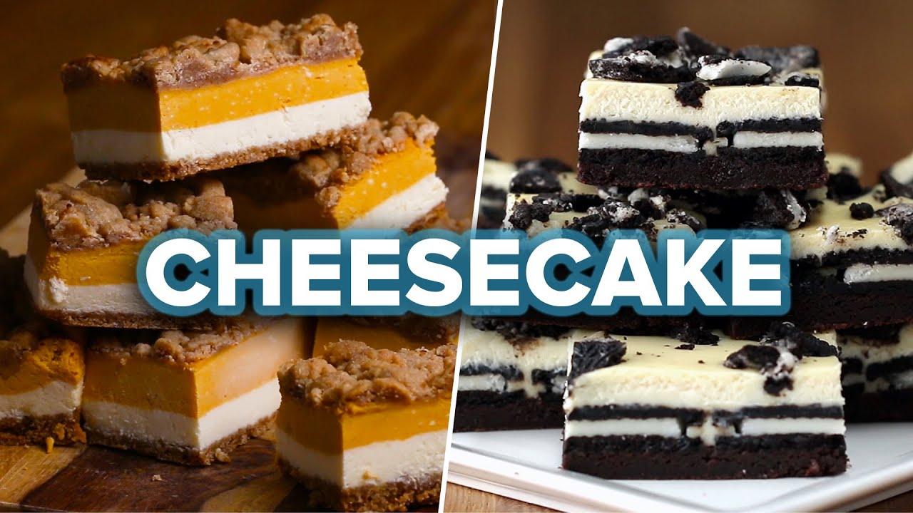 maxresdefault - Cheesecake Bars 4 Ways