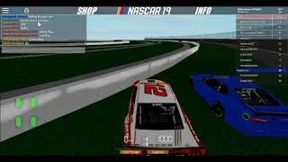 Nascar 19 New Car! And You Want To Friend Me in Roblox MyusernamesThis813