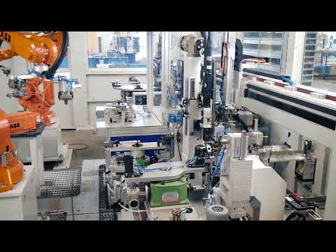 Automatic Assembly | SIR ROBOTICS - We create custom assembly lines