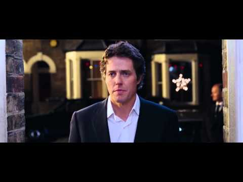Love Actually, David meets Natalie in Christmas Eve.